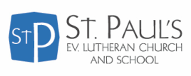 St. Paul's Lutheran Church & School, Munster, Indiana